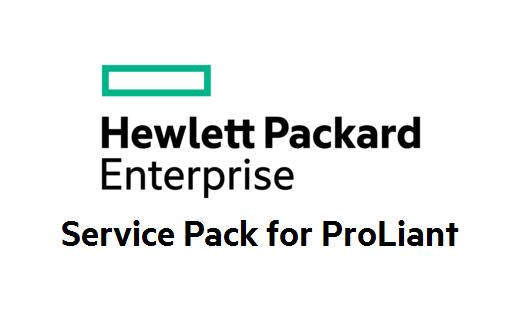 HPE Service Pack for ProLiant 2017.10.1 & G8.1 & G7