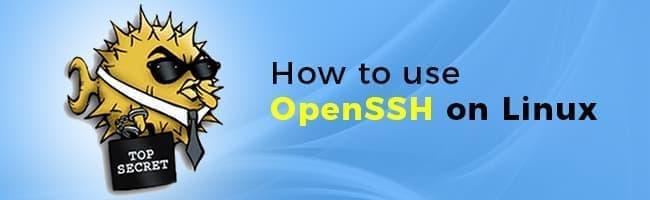 طریقه استفاده از OpenSSH در لینوکس