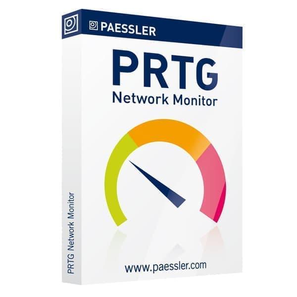 PRTG Network Monitor 17.3.33.2753