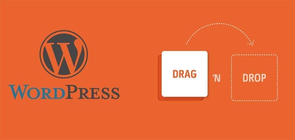 معرفی ۵ صفحه ساز Drag and Drop برای وردپرس