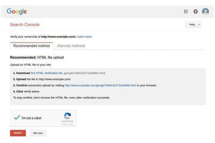 گوگل سرچ کنسول چیست؟