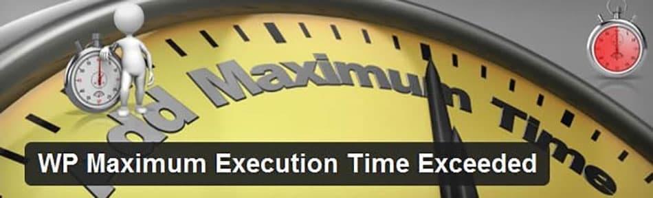 آموزش نحوه رفع خطای Fatal Error: Maximum Execution Time Exceeded در وردپرس