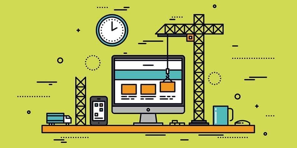نحوه ایجاد وب سایت