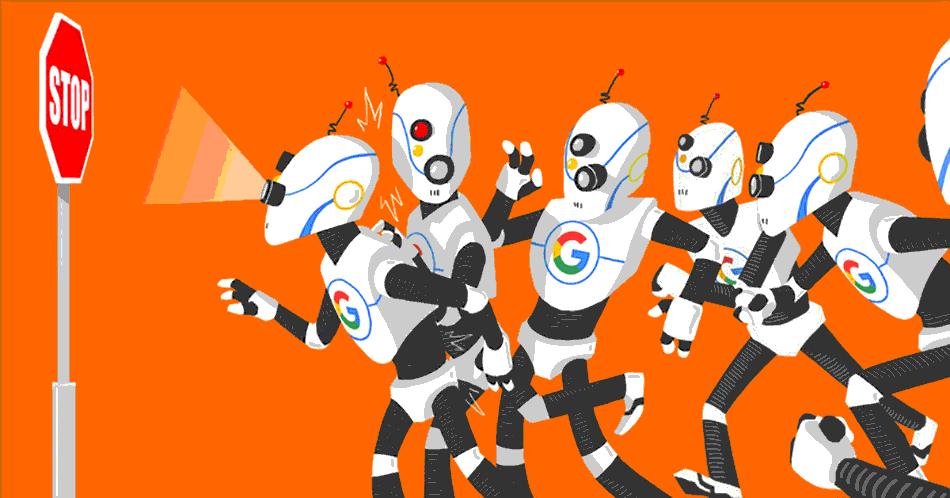 چگونه از ورود ربات ها به وب سایت