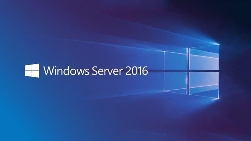 Windows Server 2016 Updated Feb 2018