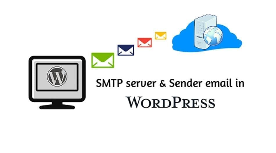 نحوه ارسال ایمیل در وردپرس با استفاده از سرور SMTP
