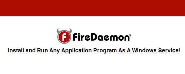 FireDaemon Pro 3.15.2761