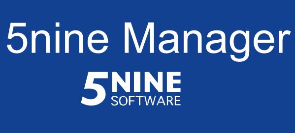 FiveNine Manager Standard 9.7