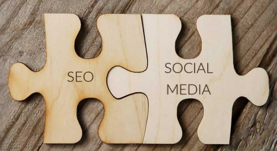 تأثیر شبکه های اجتماعی مختلف بر سئو