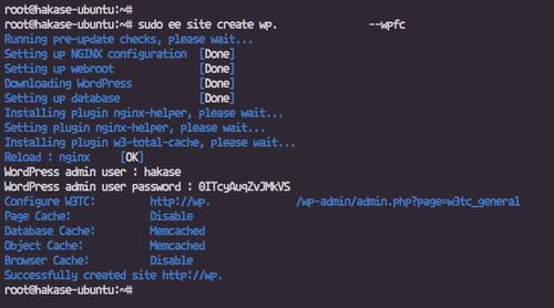 مدیریت کانفیگ سرور دامنه   How to Install WordPress with