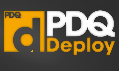 PDQ Deploy 17.1