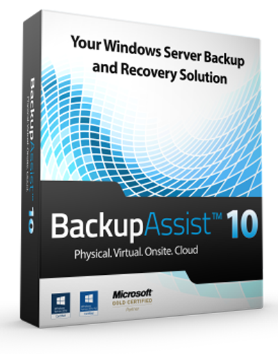 BackupAssist 10.4.3