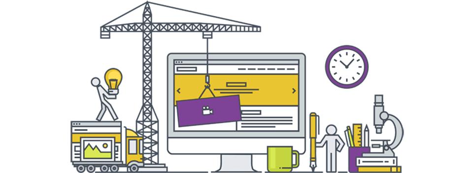 ایجاد صفحه حالت تعمیر و نگهداری اختصاصی در ورد پرس