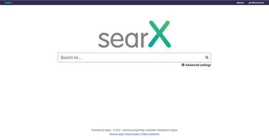 How to Install Searx Meta Search Engine on Ubuntu 18.04 LTS