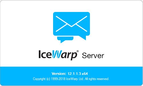 IceWarp Server 12.1.1.3