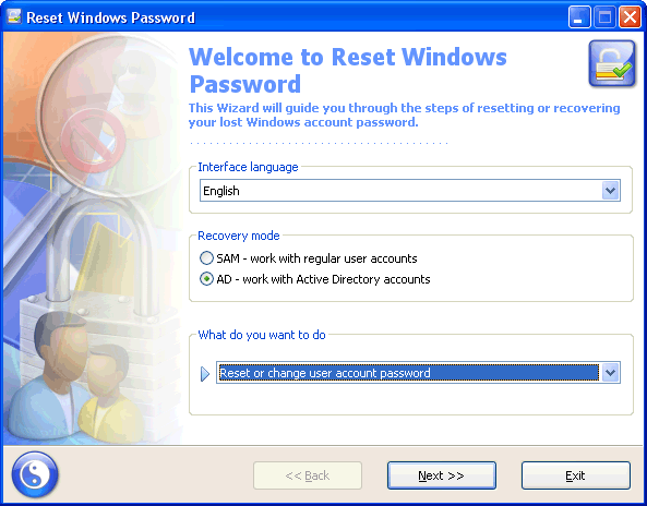 Passcape Reset Windows Password 9.0.905