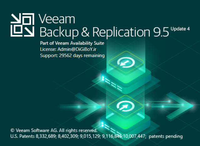 Veeam Backup Replication 9.5.4a