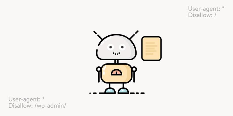 بهینه سازی فایل robots-txt در وردپرس