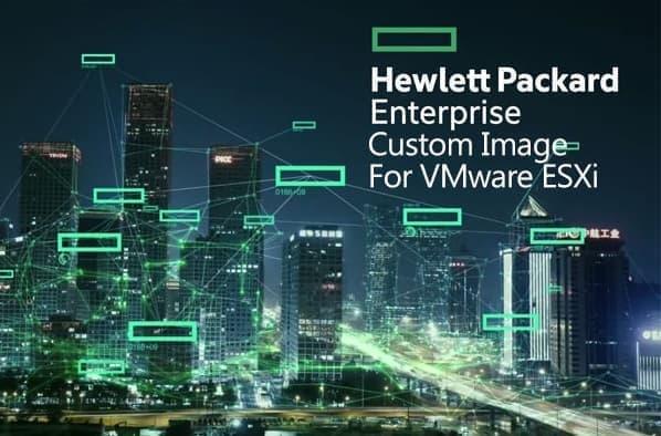 HPE Custom Image for VMware ESXi – ۲ April 2019