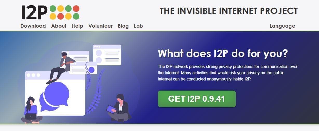 اینترنت نامرئی یا THE INVISIBLE INTERNET PROJECT (I2P)