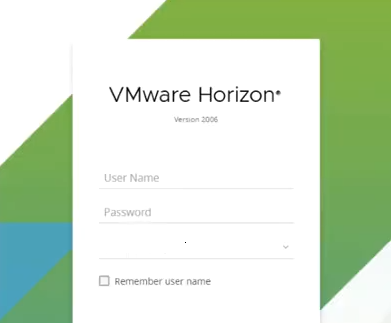 VMware Horizon 8 2006 Enterprise