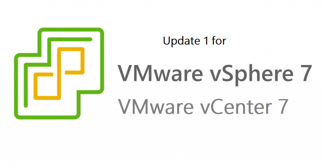 VMware vCenter 7.0 Update1