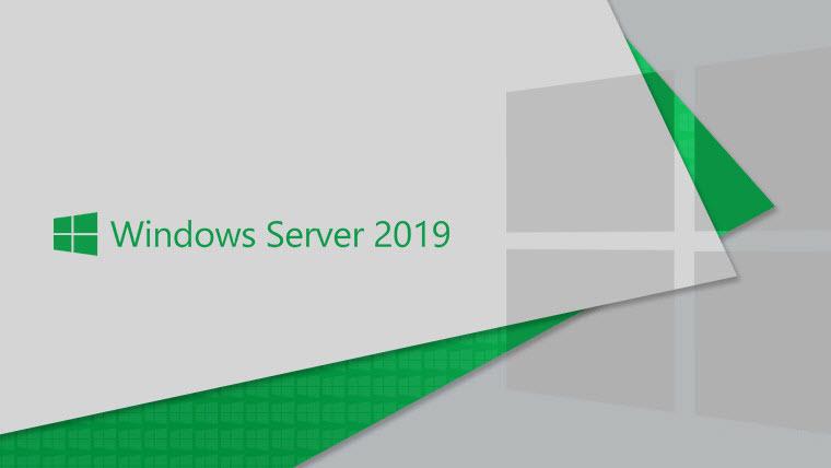 Windows Server 2019 Updated Jan 2021