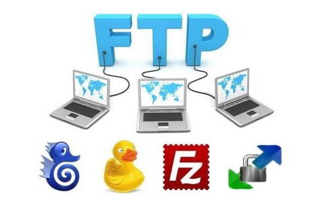 مقایسه نرم افزار های FTP